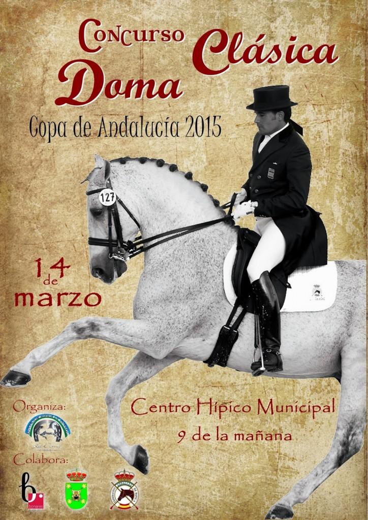 cartel concurso doma clasica