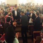El PSOE de Bonares presenta su candidatura para las municipales 2015.