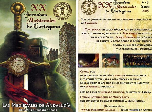 medievales en cortegana