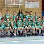 Presentación de la temporada de Club Baloncesto Bonares 2015-16.