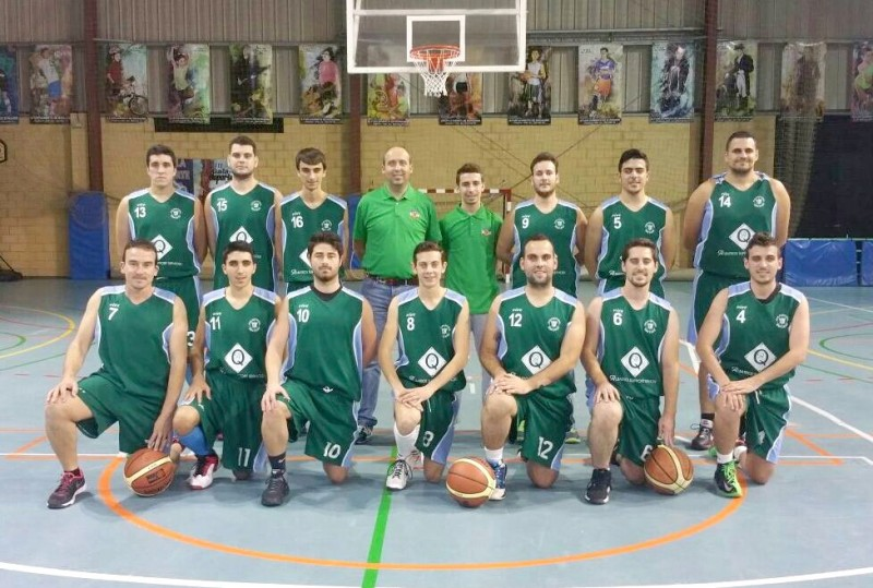 Equipo Senior Masculino Temporada 2015/16
