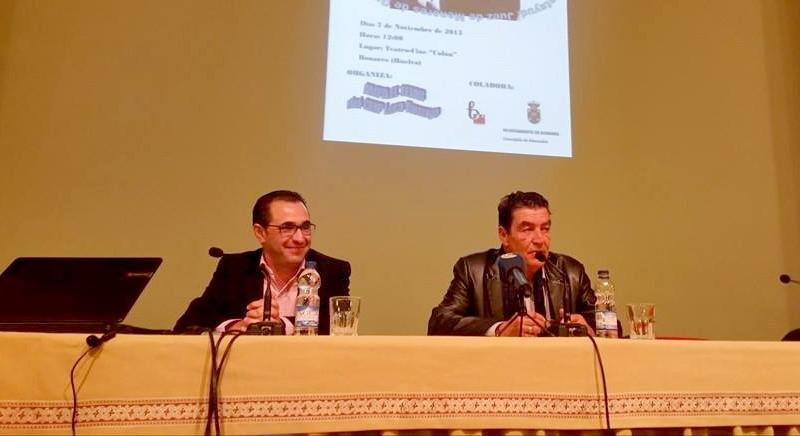 conferencia de Emilio Calatayud en Bonares.