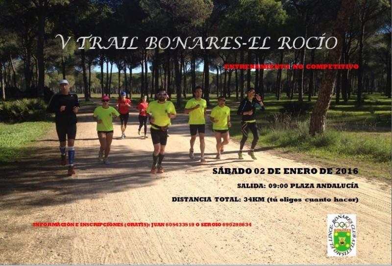 Trial Bonares el Rocio.