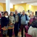 El encuentro de Patchwork de Bonares se consolida con una gran asistencia de participantes.