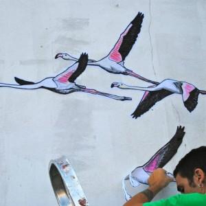 wild welva arte contemporaneo en Huelva
