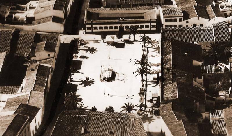 Plaza de Bonares