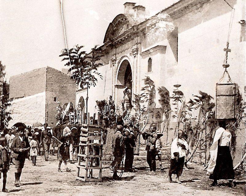 dia del corpus en Bonares