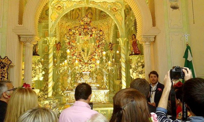 cruces de mayo de Bonares