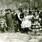 Cruz de la Calle La Fuente, imágenes para el recuerdo.
