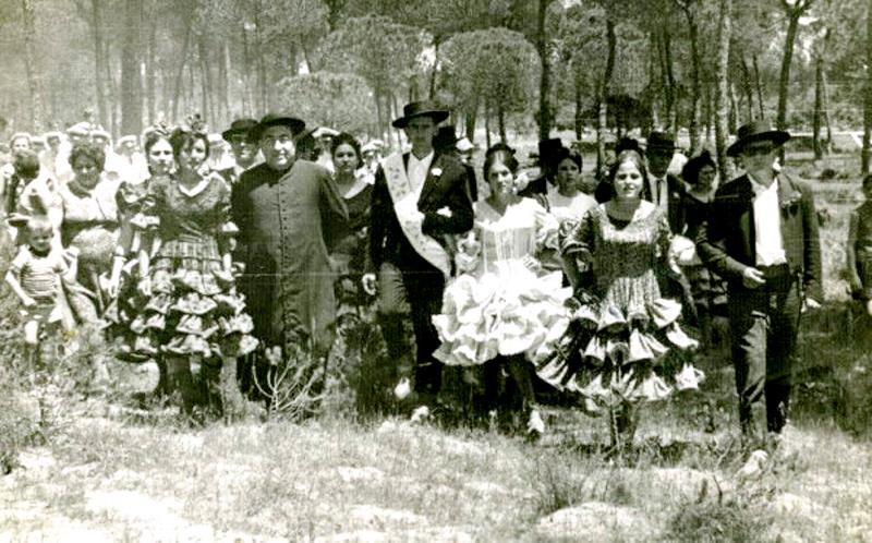 Romero de la Calle La Fuente, año 1967.