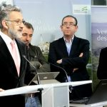 """El Alcalde de Bonares ve """"muy razonable"""" que Bruselas pida información sobre el gas en Doñana."""