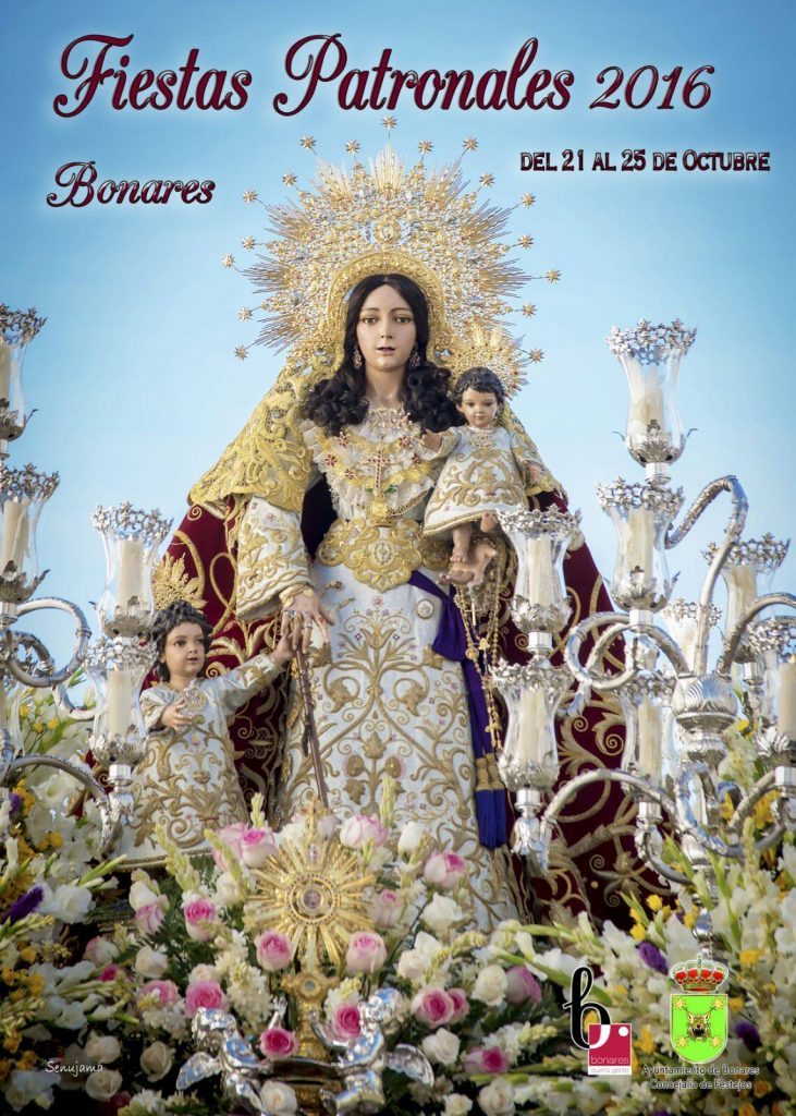 fiestas patronales Bonares