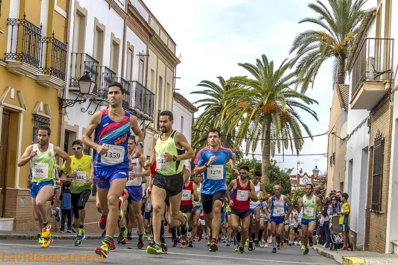 carrera popular de Bonares