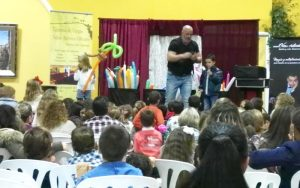 dia internacional de la infancia celebrado en bonares