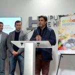 Presentada Enoberry, Feria Gastroturistica de Frutos Rojos y Vino.