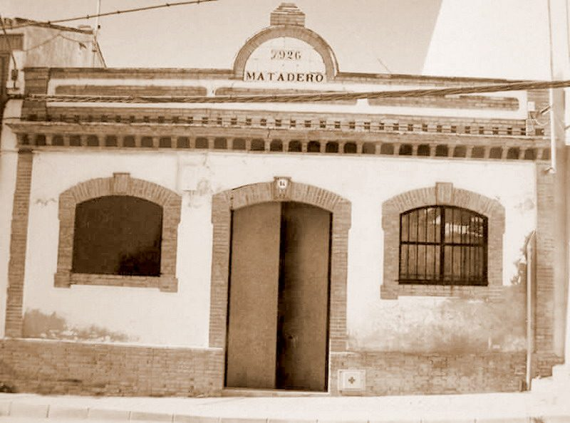 matadero municipal de Bonares