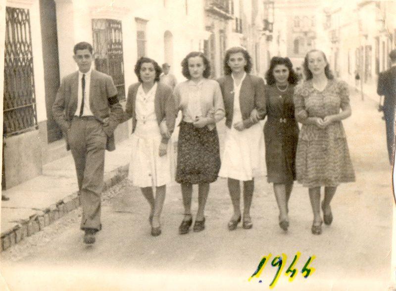 calle larga Bonares