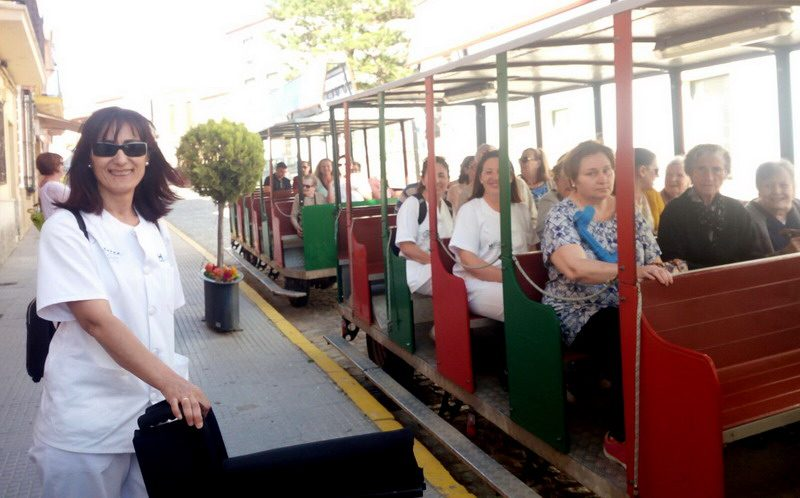 tren turistico bonares