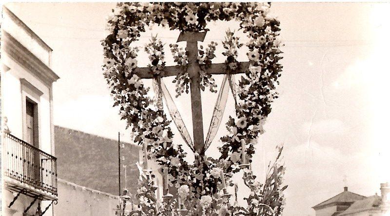 cruz del rincon años 40 bonares