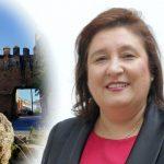 Apedrean la casa de la alcaldesa de Niebla Laura Pichardo.