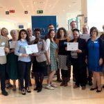 Coopinte premiada por la Red Europea de Ciudades y Regiones por la Economía Social.