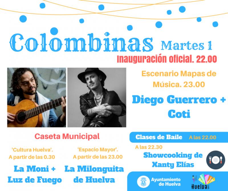 colombinas de 2017