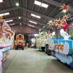 Aplazada la Cabalgata de Reyes para mañana sábado.