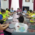 321 contratos en el 2017, balance de empleo del Ayuntamiento de Bonares.