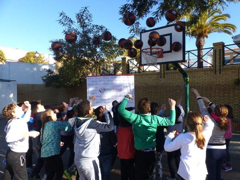 interfresa baloncesto