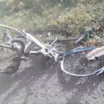 Atropellan a un ciclista en Lucena del Puerto y el conductor se da a la fuga.