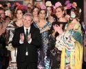 """Pepe Jiménez El Ajolí, """"he vestido a muchas Madrinas de las Cruces de Mayo de Bonares."""""""